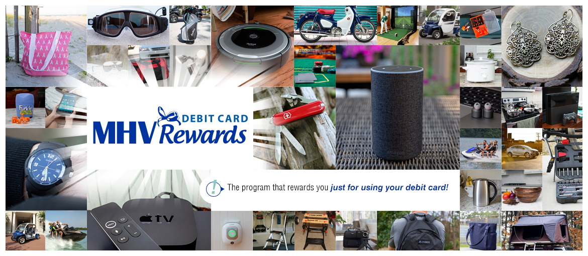 The program that rewards you just for using your debit card!