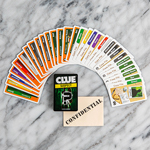 CLUE<sup>®</sup> Suspect Card Game