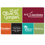 OLIVE GARDEN<sup>®</sup> $25 Gift Card